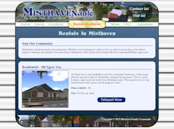 Misthaven.info Rentals Page